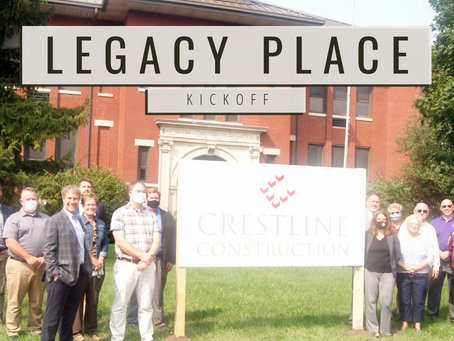 LEGACY PLACE KICKOFF