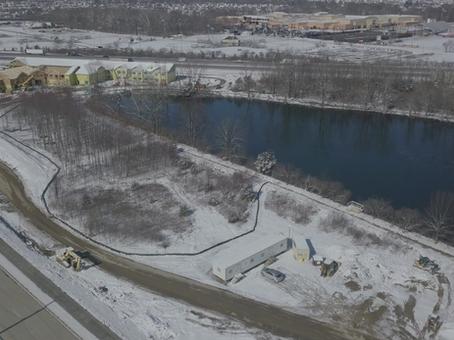 Lake Meadows Weekly Update: Section 2 Framing Progress