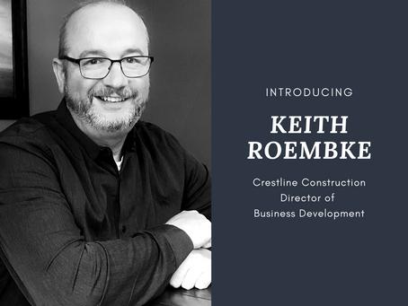 Meet the Team: Meet Keith