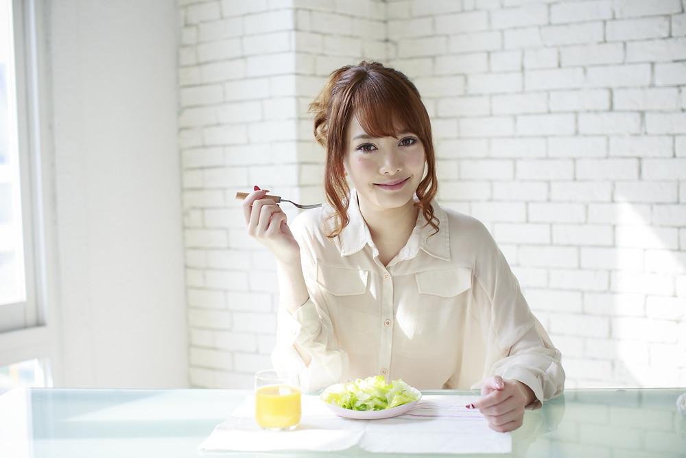 自立神経失調症を抑える食事