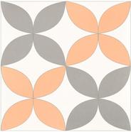 Mosaico de pasta Pétalos