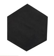 Mosaico de pasta Hexagonal Liso