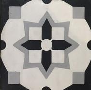Mosaico de pasta Ocho Picos