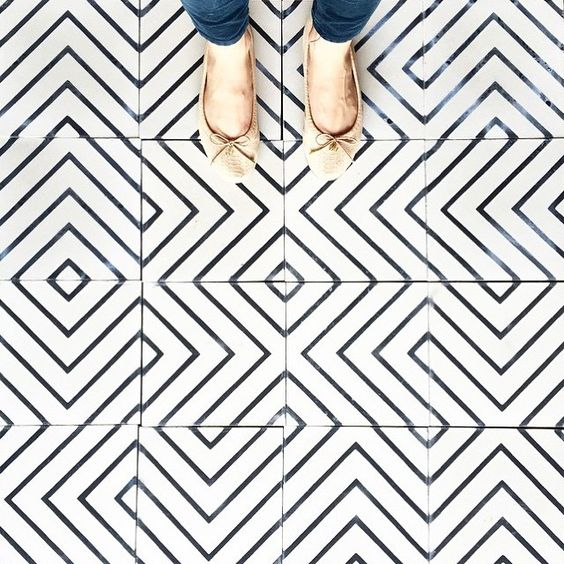Mosaico puntas