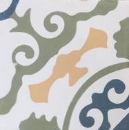Mosaico de pasta Rey Arturo