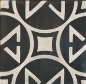 Mosaico de pasta Escuadra