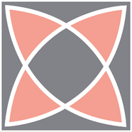 Mosaico de pasta Orbital