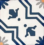 Mosaico de pasta Alicata