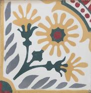 Mosaico de pasta Girasol