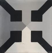 Mosaico de pasta Flechas