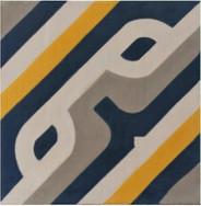 Mosaico de pasta Antifaz.