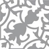 Mosaico de pasta Araña