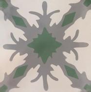 Mosaico de pasta Alcachofa