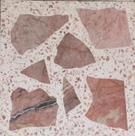 Terrazo laja Rosa Queretaro