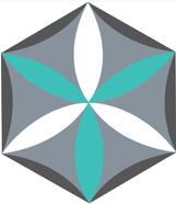 Mosaico de pasta Modelo Hexagonal Ruleta