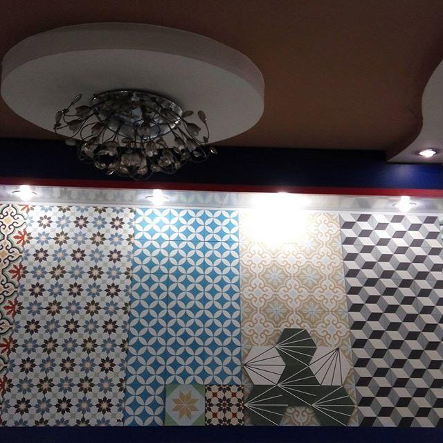 Mosaico de pasta varios