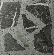 Terrazo Gris con Laja negra