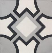 Mosaico de pasta Figurin