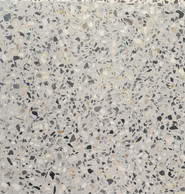 Terrazo gris combinado