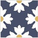 Mosaico de pasta Flores