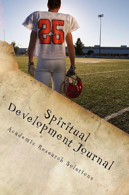 Spiritual Development Journal - Youth Ministry