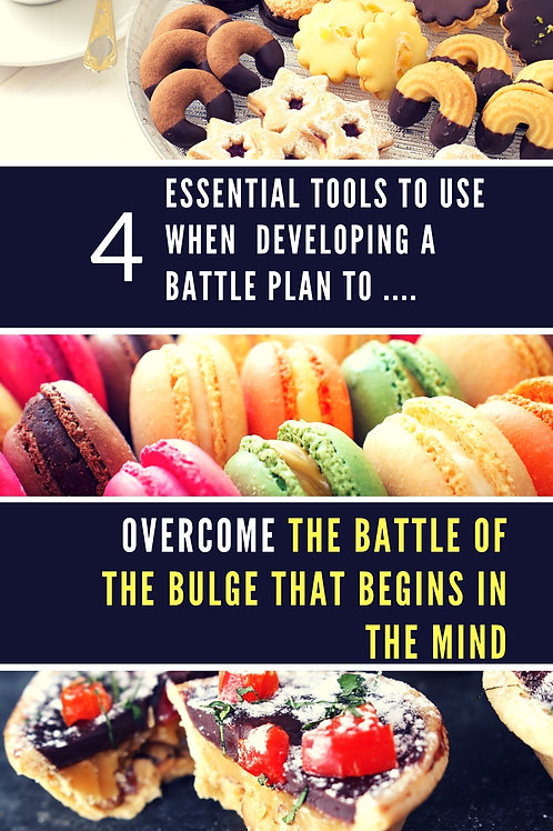 4 Essential Tools to Use When Developing a Battle Plan to...Overcome the Battle
