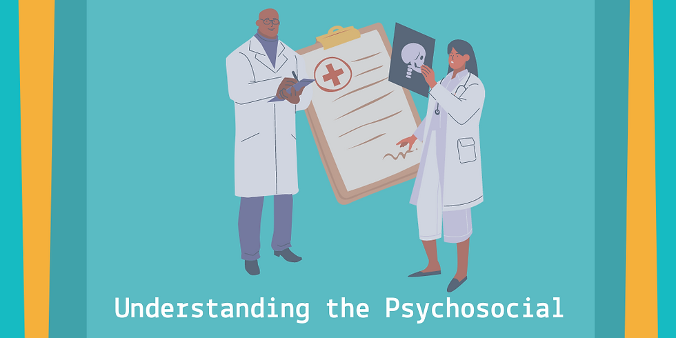 Changing the Narrative: Understanding the Psychosocial Context Behind Your Client's Medical History