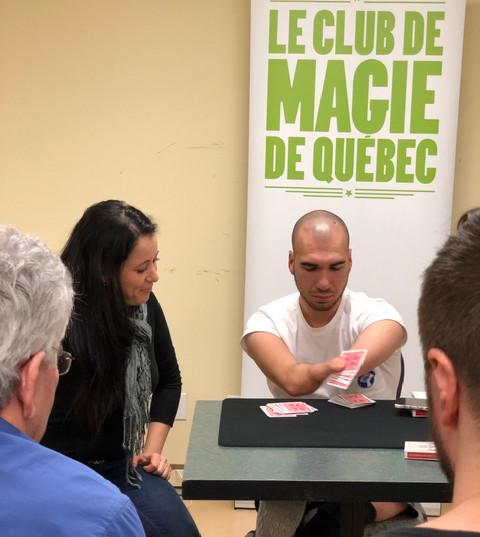 Club de magie du Québec