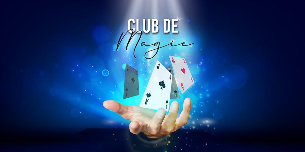 Club de magie du Québec de septembre