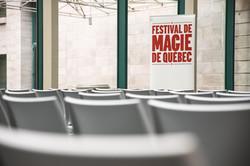 Festival de magie de Québec 2018
