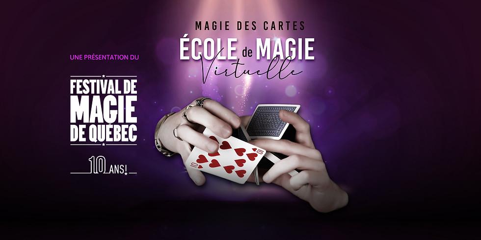La magie des cartes - Introduction