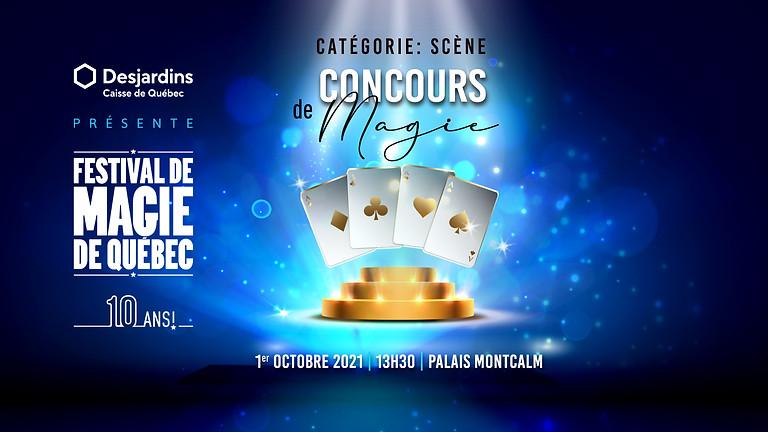 Concours de magie de scène