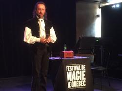 Festival de magie 2015