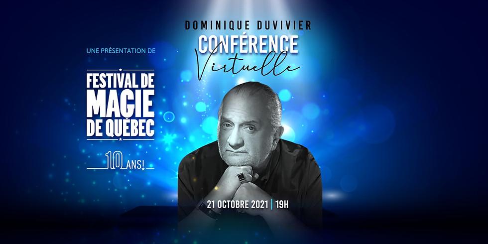 Lecture de Dominique Duvivier
