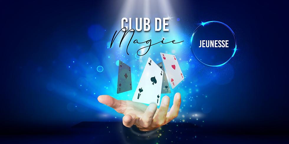 Club de magie jeunesse d'octobre