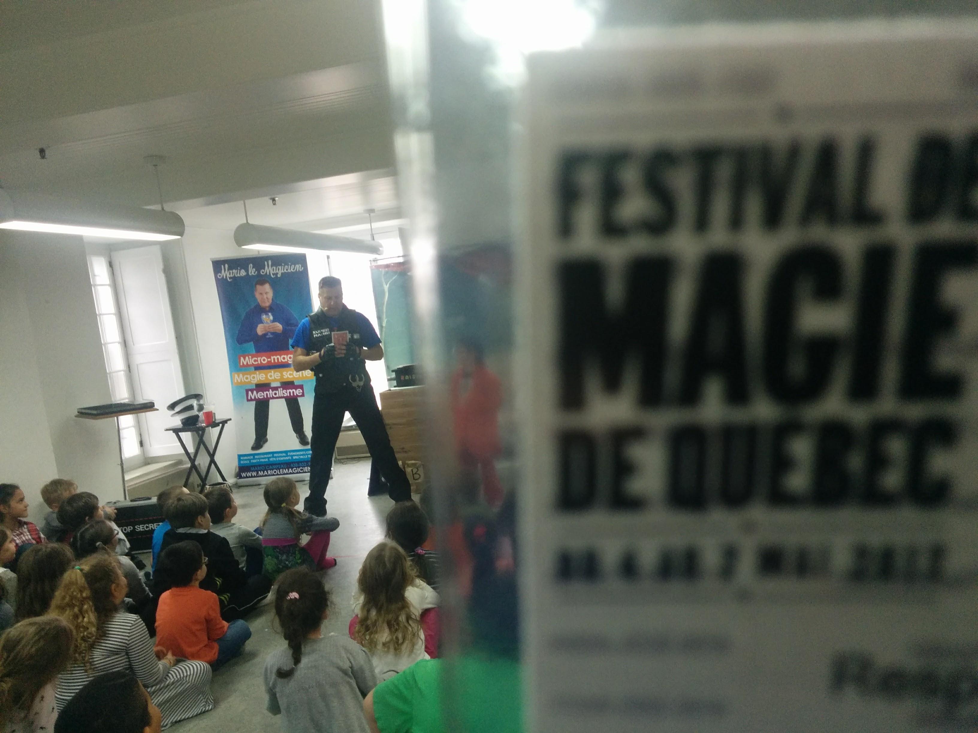 Festival de magie 2017