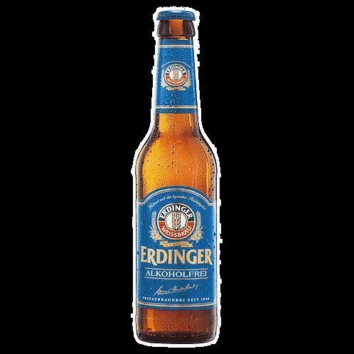 Erdinger sin alcohol 330 ml