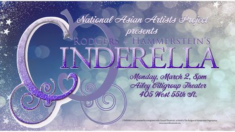 NAAP's Cinderella - March 2, 2020