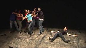 APOCALISSE SOBRIA Spettacolo di Ecce Performer 2012 di Frosini Timpano Scarpellini