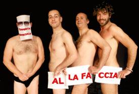 ALLA FACCIA Spettacolo Katalab Scuoa Frosini Timpano 2012