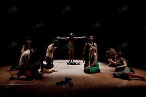 IL SOLITO SHOW Spettacolo di Ecce Performer 2011 di Frosini Timpano Scarpellini Foto Matteo Gozzi