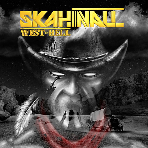 """Album """"The West in Hell"""""""