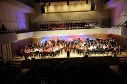 Mitwirkung bei der Feier von10 Jahren Musikschule Region Wagram