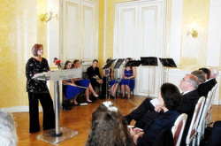 Dankesrede zur Verleihung des Berufstitels Professor