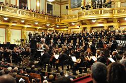 Grosser Saal Musikverein Wien