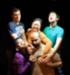 Zmack improv theater shanghai