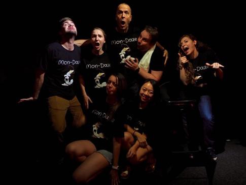Mon-Daze group pic