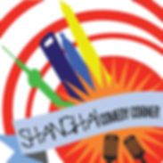 Shanghai Comedy Corner Podcast
