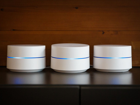 Mesh WiFi: Faster, More Reliable Home WiFi