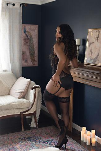 Denver boudoir photography studio